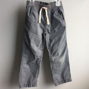 Carter's Toddler Boy gray slacks pants 5T